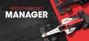 Motorsport Manager (Steam) now £4.58 with code at 2Game