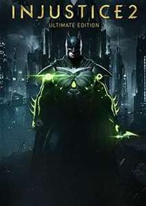 [Steam] Injustice 2 Ultimate Edition (PC) - £6.29 @ CDKeys