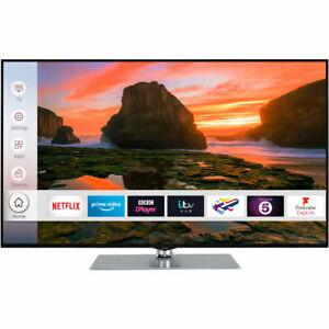 Techwood 49AO8UHD 49 Inch TV Smart 4K Ultra HD LED Freeview HD £279 at AO/ebay