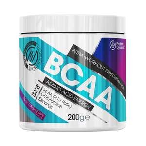 Protein Dynamix BCAA 200g £7.99 home bargains