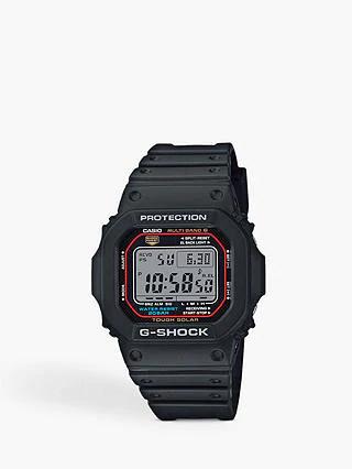 Casio GW-M5610-1ER Men's G-Shock Tough Solar Radio Controlled (with free £5 John Lewis voucher) @ John Lewis