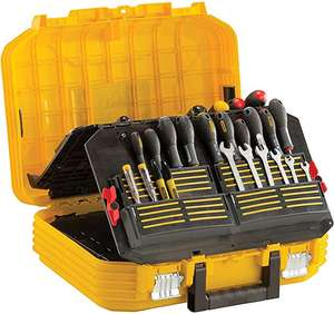 Stanley Fatmax FMST1-71943 Fatmax Technician Suitcase, Yellow £52.50 @ Amazon
