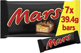 Mars 7 Pack, 275.8g. Just £1.49 @ Heron Foods.