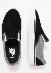 Vans Classic slip on Trainers now £22 sizes 2.5 up to 7 @ Zalando