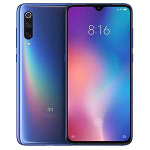 Xiaomi Mi9 6GB/128GB Global Version Ocean Blue £263.41 @ TopMi Store / AliExpress