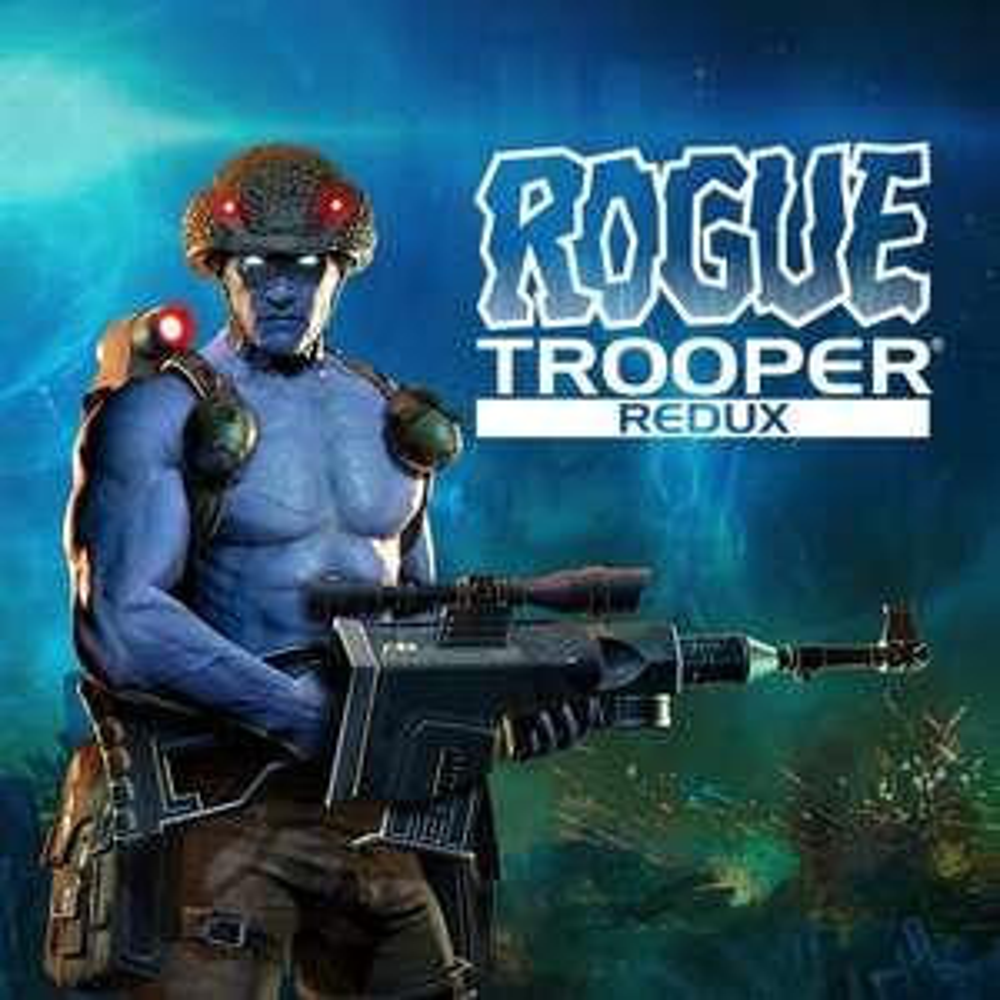 Nintendo Switch Rogue Trooper £6.79 @ Nintendo Shop