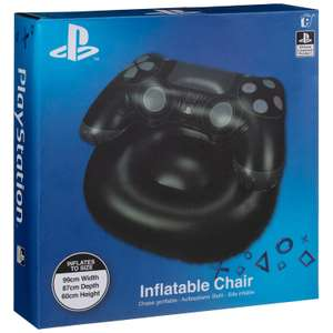 Inflatiable ps4 chair £4 @ B&M (Thorne)