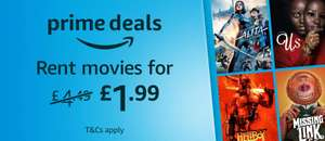 Selection of movies to rent for £1.99 @ Amazon
