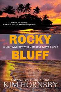 Superb Crime Thriller - Rocky Bluff: A Mystery Suspense Novel (Bluff Mystery Series Book 1) Kindle Edition - Free Download @ Amazon