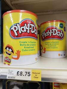 Play Doh Create 'n Canister - £8.75 Instore @ Tesco (Coventry)
