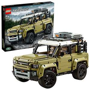 LEGO 42110 Technic Land Rover Defender - from Amazon Germany at £129.52 using Amazon Exchange (or £125.85 with a fee free VISA)