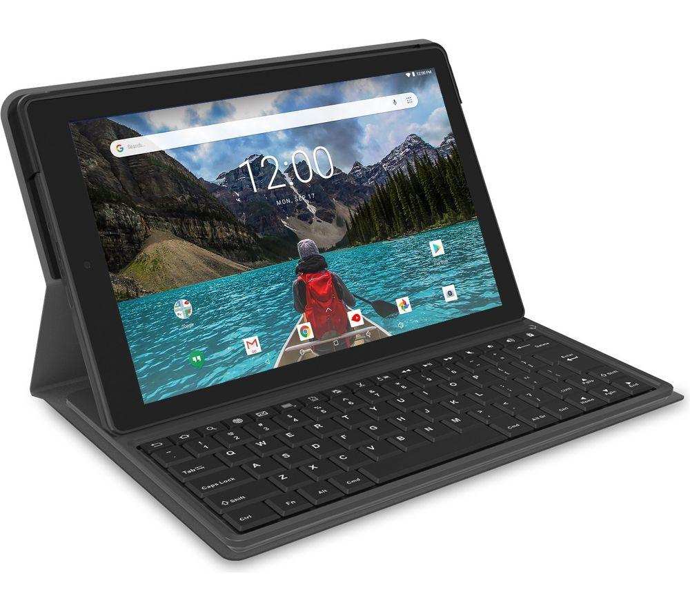 "RCAMariner 10 Pro 10.1"" Tablet - 32 GB, Black - £109 @ Currys"