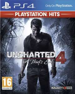 Uncharted™ 4: A Thief's End Digital Edition - £9.99 @ Playstation Store