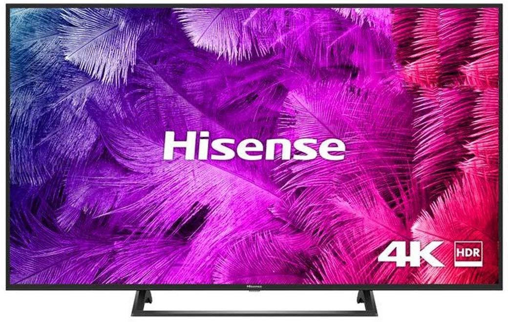 Hisense H43B7300UK 43 Inch 4K Ultra HD Smart HDR LED TV Freeview Play USB Record £229 instore Sainsburys