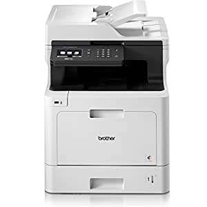 Brother MFC-L8690CDW A4 Colour Laser Printer - £284.99 @ Amazon (£184.99 after Brother cashback)