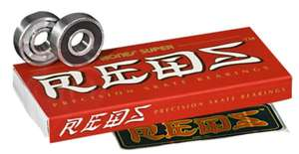 Bones Super Reds bearings (pack of 8) £18.69 delivered from TheGiftandGadgetStore.com