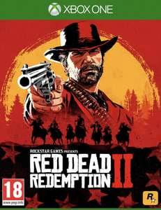 Red Dead Redemption 2 (Xbox One) Preowned @ MusicMagpie via eBay