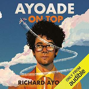 Ayoade on Top - Deal of the Day (Audible members only) - £1.99