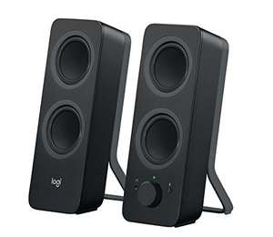 Logitech Z207 Bluetooth Speakers/PC Speakers or 3.5 mm Input, 10 W - Black, £29.12 at Amazon Germany