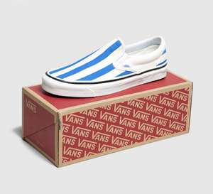 Vans Slip-On 98 DX £18 with code @ Size?