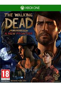 The Walking Dead - Telltale Series: The New Frontier on Xbox One for £4.99 Delivered @ Simplygames