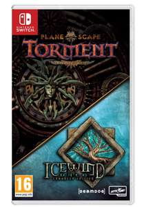 Planescape Torment & Icewind Dale Enhanced Edition on Nintendo Switch for £12.99 Delivered @ Simplygames