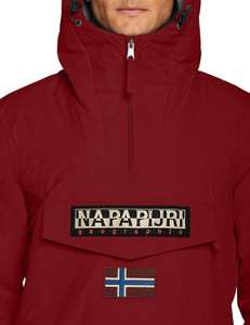 Napapijri Men's Rainforest Winter Jacket in Red Bourgogne (R69) - £70 @ Amazon