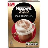 Nescafe Gold Cappuccino sachets - £2.50 each or 2 for £2.50 @ Tesco
