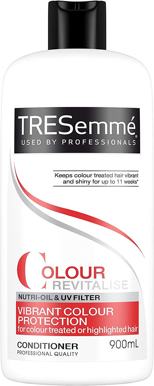 TRESemmé Colour Revitalise Fade Protection Conditioner 900 ml - Pack of 4 - £7.99 @ Amazon Prime (+£4.49 non-Prime)