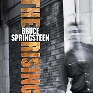 Bruce Springsteen the rising pre order vinyl re issue - £26.60 @ Amazon Prime (+£2.99 non-Prime)