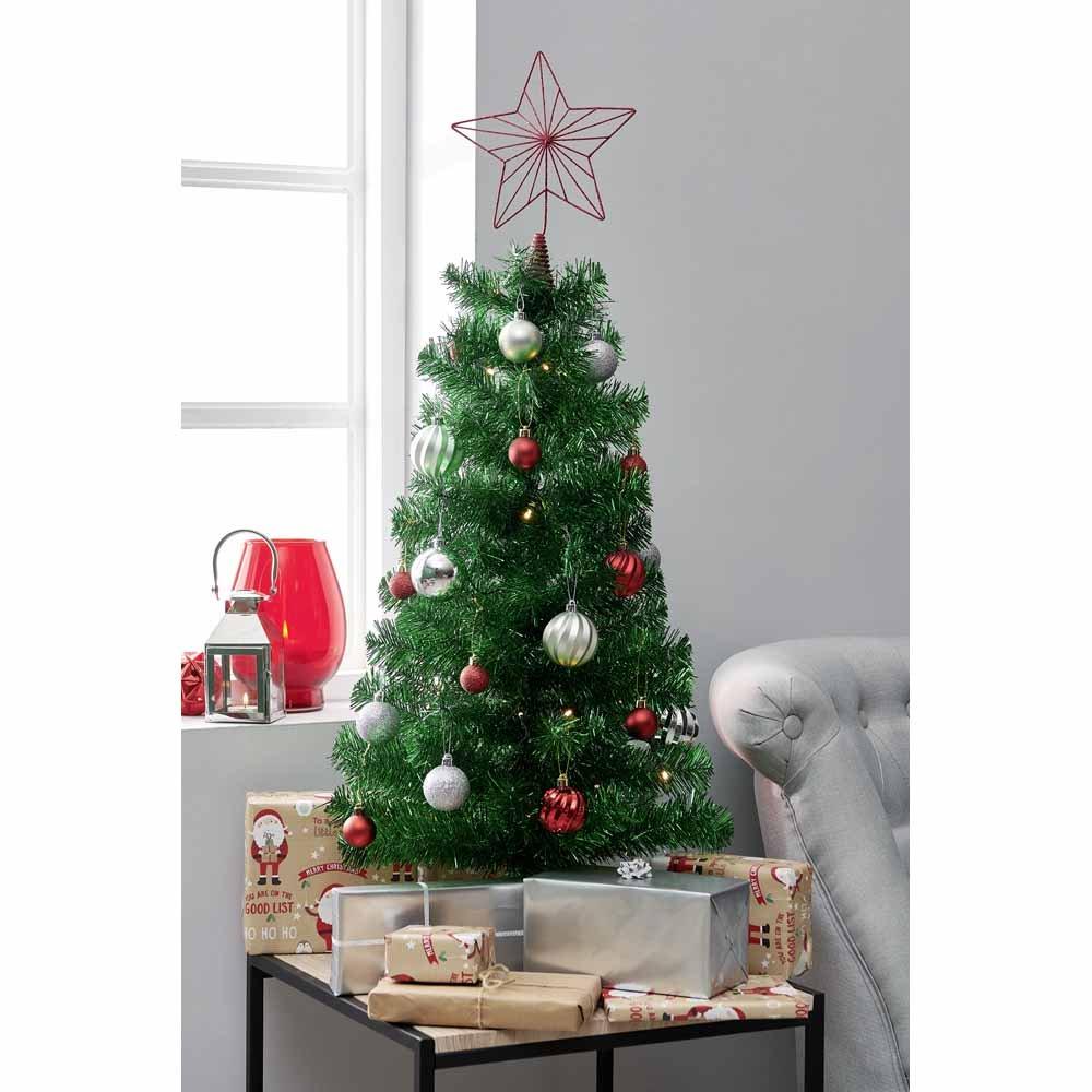Wilko 3ft Christmas Tree - £1 (£2 c&c)