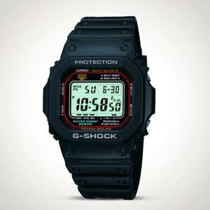 Casio G-SHOCK GW-M5610-1ER Watch at MenKind for £66.82