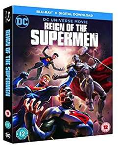 Reign of the supermen blu ray £7.99 @ Amazon Prime (£2.99 p&p non prime)