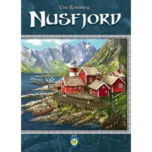 Nusfjord Board Game £21.99 @ 365games