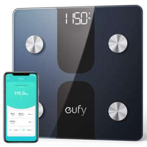 eufy Smart Scale C1 with Bluetooth Sold by AnkerDirect and Fulfilled by Amazon £18.09 Prime / £22.58 Non Prime)