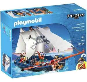 Playmobil Pirate Ship 5810 instore at Home Bargains for £19.99