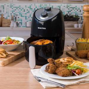 Salter EK2817 Compact Hot Air Fryer now £34.99 delivered at Amazon