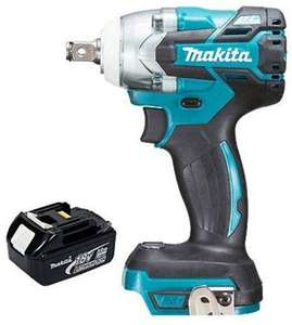 Makita DTW285Z 18V LXT Brushless 1/2in Impact Wrench Body with 1 x 5.0Ah BL1850 Battery for £136 delivered @ Amazon