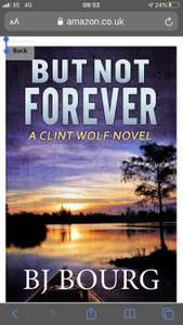But Not Forever: A Clint Wolf Novel (Clint Wolf Mystery Series Book 4) Kindle for free