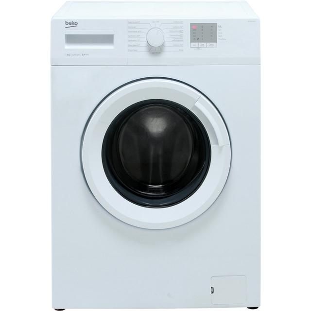 Beko WTG820M1W 8Kg Washing Machine - White £169 @ Boots Kitchen Appliances (£20 for delivery)