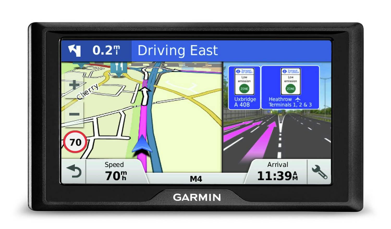Garmin Drive 61LMT-S 6 Inch Sat Nav EU Maps and Live Traffic £93.99 at Argos