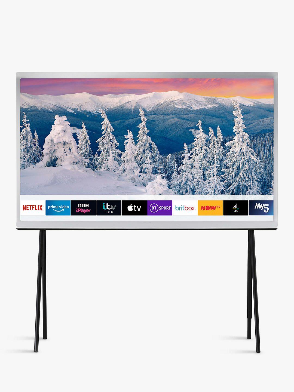 "Samsung The Serif 49"" QLED 4K Ultra HD New Design + 5 Year Warranty & 10 Year Screen Burn £849 @ John Lewis & Partners"