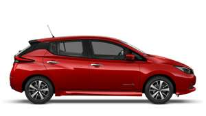 Nissan Leaf Hatch Elec 40kWh Tekna PCH - Total £7,581.32 (Deposit - £2,047.90 + £300 fee + 23 months at £227.54, 10k M pa) @ Yes Lease