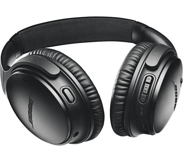 BOSE QuietComfort QC35 II Wireless Bluetooth Noise-Cancelling Headphones £196.90 Price Match @ Currys PC World