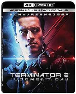 Terminator 2 judgement day 4k UHD £11.09 delivered from Amazon US