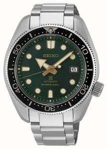 Seiko | Limited Edition | Prospex Divers | Sunset Green | SPB105J1 £749 at First Class Watches