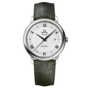 OMEGA De Ville Prestige Automatic Men's Watch £1,760 @ Beaverbrooks