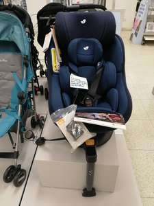 JOIE Spin 360 Car Seat - £50 at Boots Middlesbrough