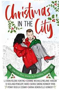 Christmas in the City Kindle Edition Free at Amazon
