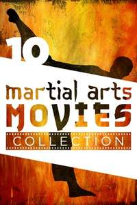 10 Martial Arts Movie Collection £29.99 at iTunes Store